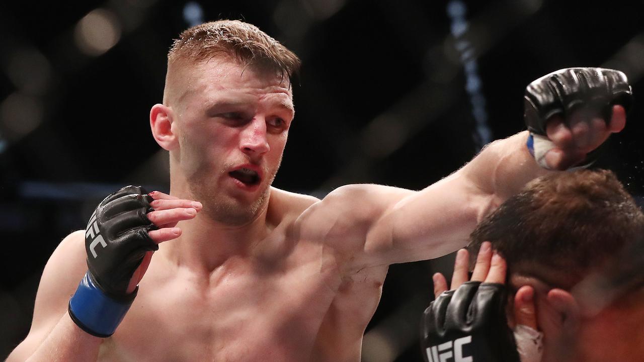 Dan Hooker to headline UFC Auckland.