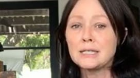 Shannen Doherty gives stage four breast cancer update – NEWS.com.au