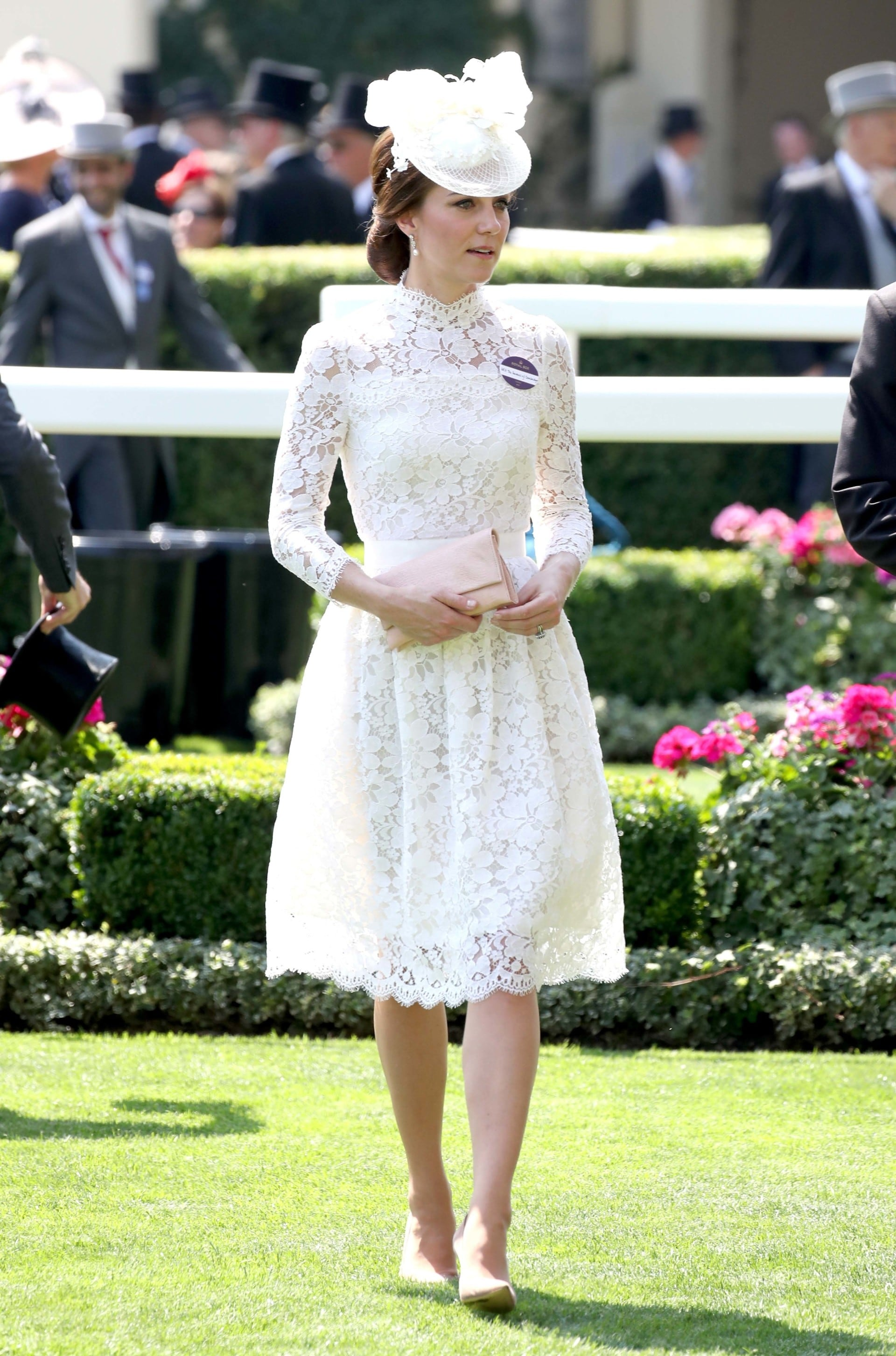 Spring racing outfit inspiration from your favourite royals