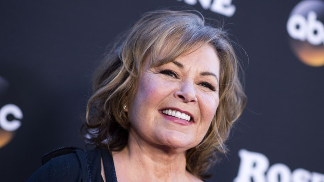 "Roseanne Barr apologised for what she called a ""bad joke"" on Twitter that was widely decried as racist. Photo: AFP/ Valerie Macon"