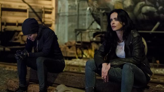 Complex relationships underpin Jessica Jones