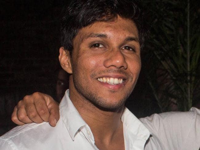 Mohamed Nizamdeen was wrongly accused of terror offences.