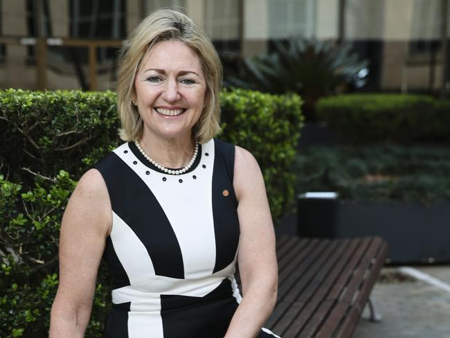 It could be you … Margaret Cunneen knows why we are fascinated by crime. Picture: Justin Lloyd