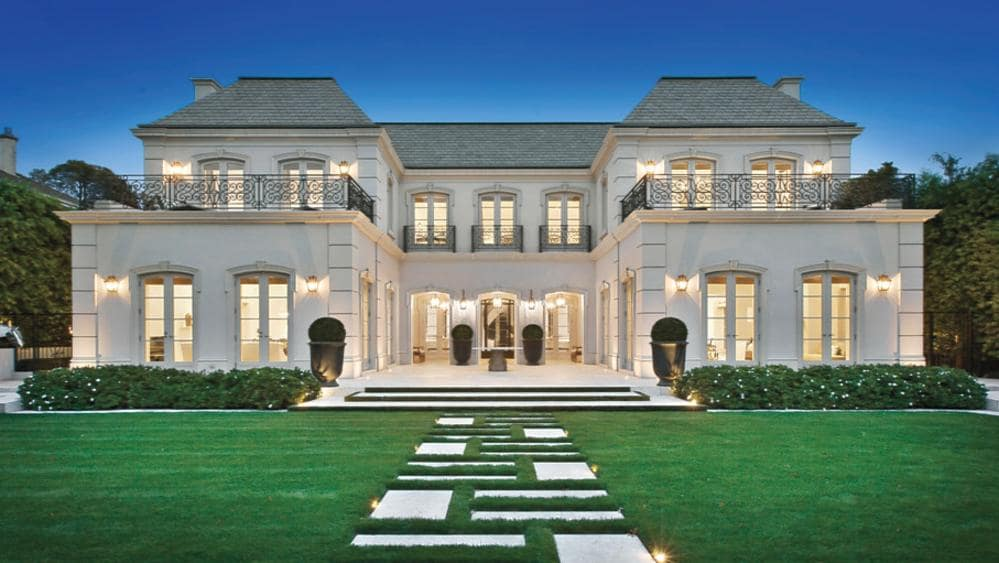 Toorak Mansion Becomes Melbourne S Most Expensive Home