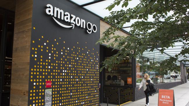 Amazon spent more than $US13 billion on the Whole Foods chain of supermarkets in 2017. David Ryder/Getty Images/AFP