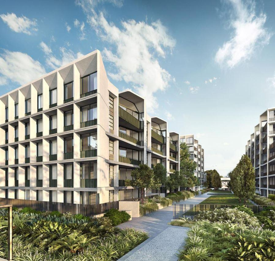 Newspaper Apartment Listings: Randwick's Newmarket Development: Shopping And Dining