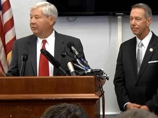 Former Senator Bob Graham is the former co-chair of the Intelligence Committee of the 9/11 joint inquiry.