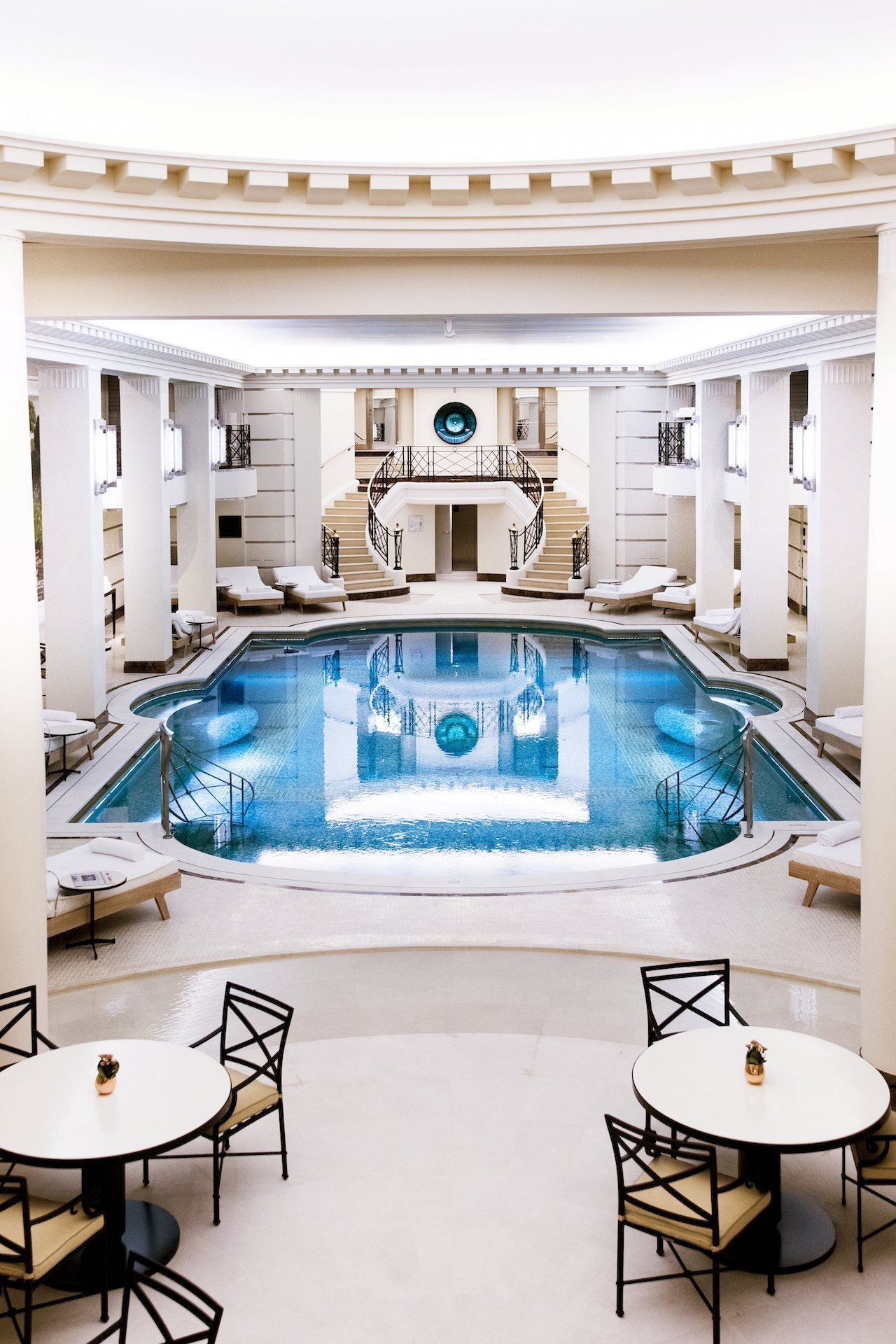 Road test: the decadent Le Grand Soin facial and massage at the Chanel spa at the Ritz Paris