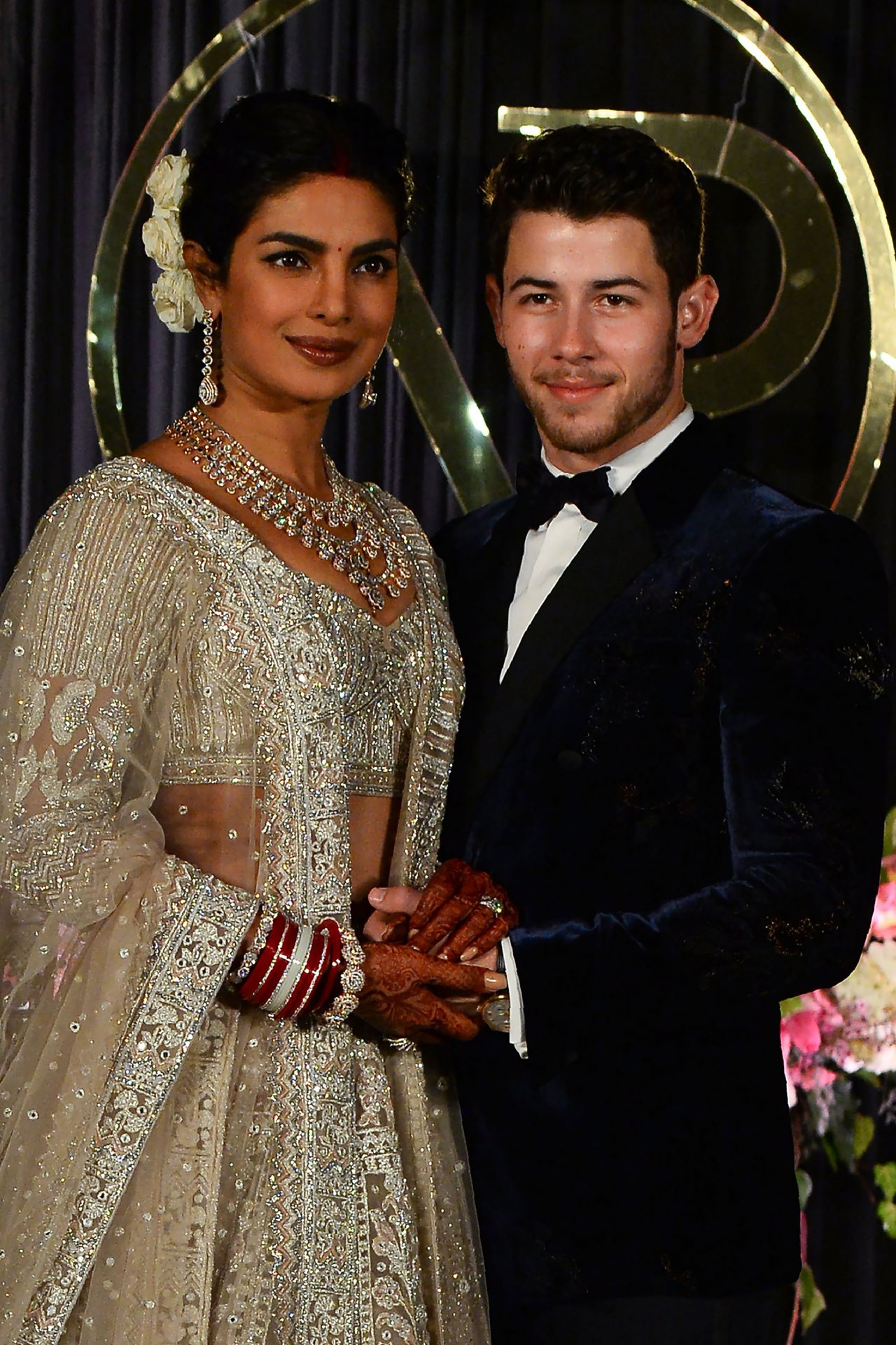 Priyanka Chopra and Nick Jonas share their intimate wedding portraits