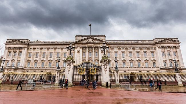 Can you see the similarities to the real Buckingham Palace? Picture: iStock