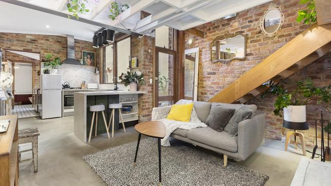 The renovated property sold for $905,000.