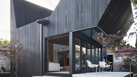 "Hatherlie by Andrew Simpson Architects is a finalist in the ""Heritage"" category."