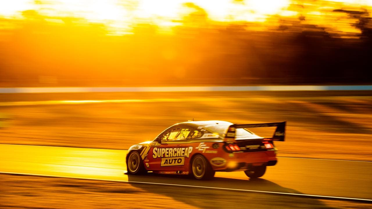Driving into the sunset: Will Mostert leave Tickford?