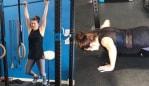 Jo Hartley gym obsession