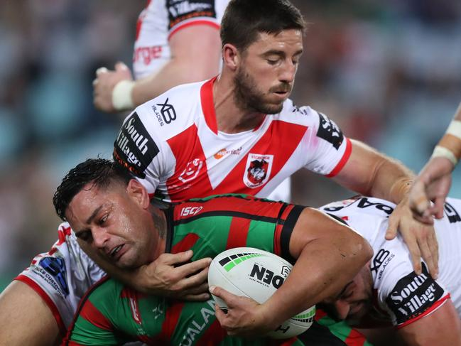Ben Hunt hasn't been able to avoid the criticism.
