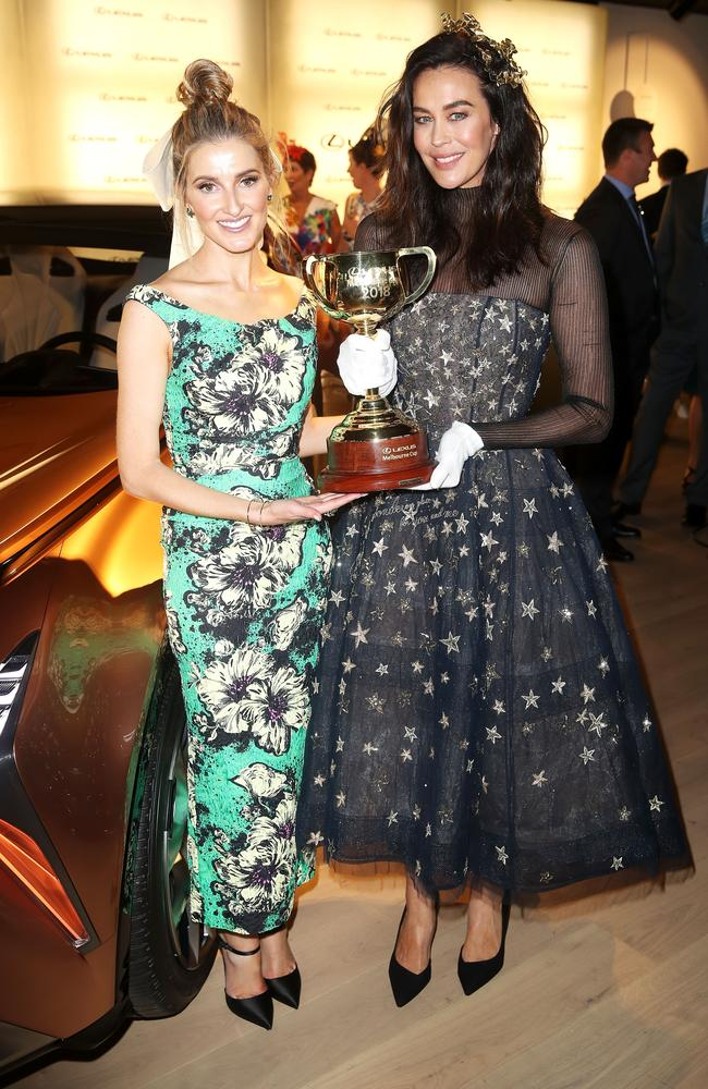 These ladies look lovely. Picture: Scott Barbour/Getty Images