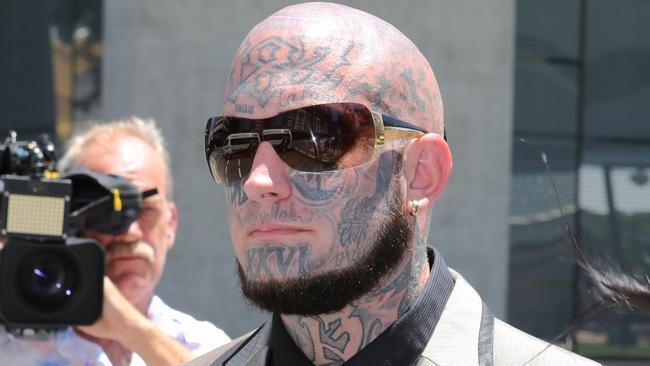 Judge praises ex-bikie Brett Pechey's decision to remove