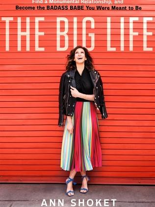 Ann Sholet's book The Big Life. Photo: Supplied