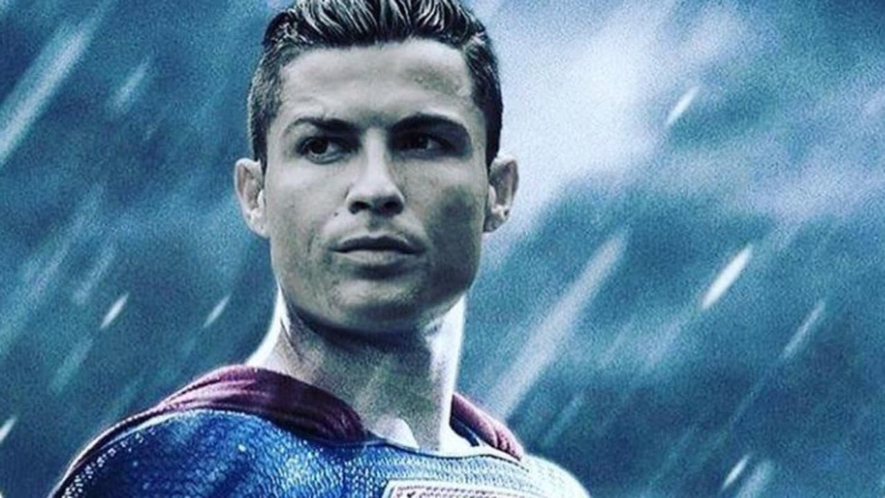 The image posted to social media by Ronaldo's mother and sister