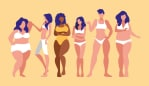 Can you be body positive and still want to lose weight? Image: iStock.