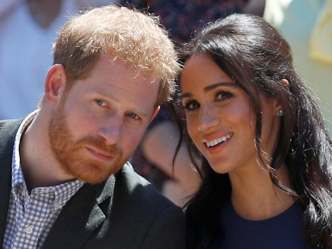 Prince Harry and Meghan Markle are not attending Prince Andrew's 60th birthday party. Picture: Getty