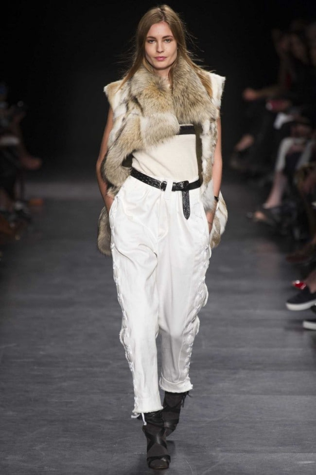 Isabel Marant ready-to-wear autumn/winter'14/'15