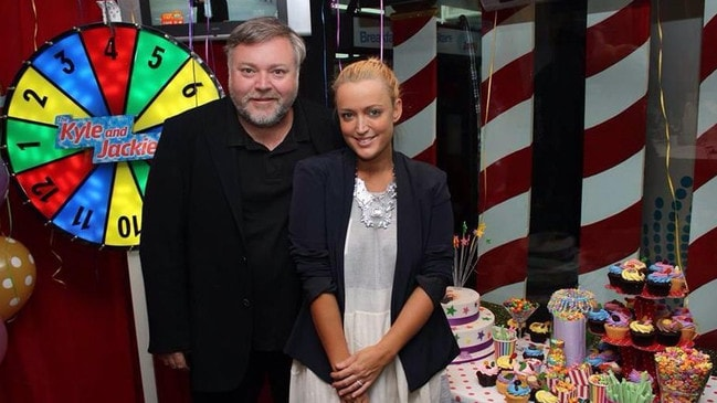 Kyle and Jackie O's last day on air at 2Day FM.