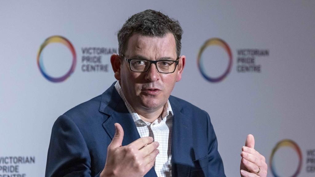 Daniel Andrews put Victoria into a 5 day snap lockdown. Picture: NCA NewsWire / David Geraghty