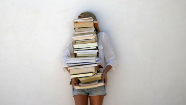 Keep track of your reading habits, and you'll keep track of your tastes and history. Photo: iStock