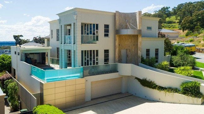 10 Liapis Court, Rostrevor is on the market with Harris Real Estate and has an asking price of $3.15 million.