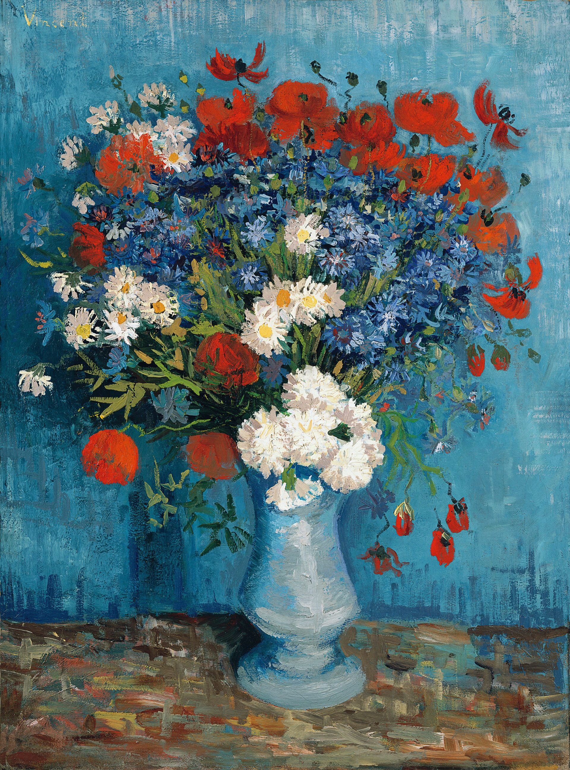 Van Gogh And The Seasons Opens In Melbourne Vogue Australia