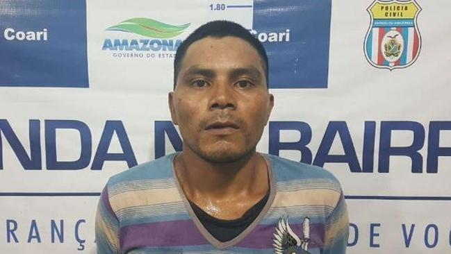 This man admitted to slitting her throat and throwing her in the river. Picture: Civil Police