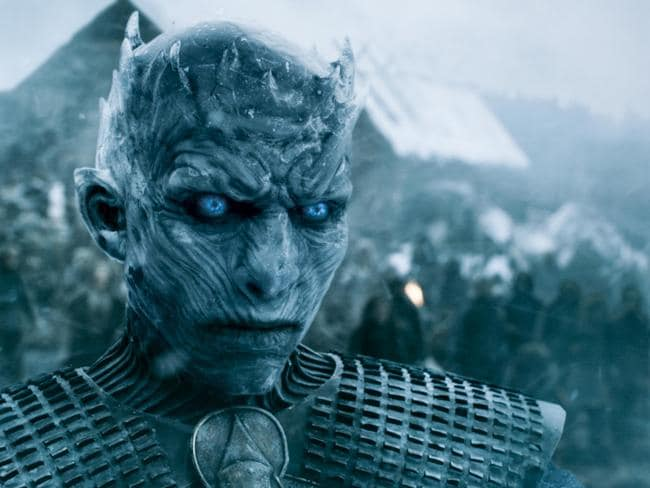 One thing we know for sure is that this guy is bringing some drama in season 8. Picture: HBO