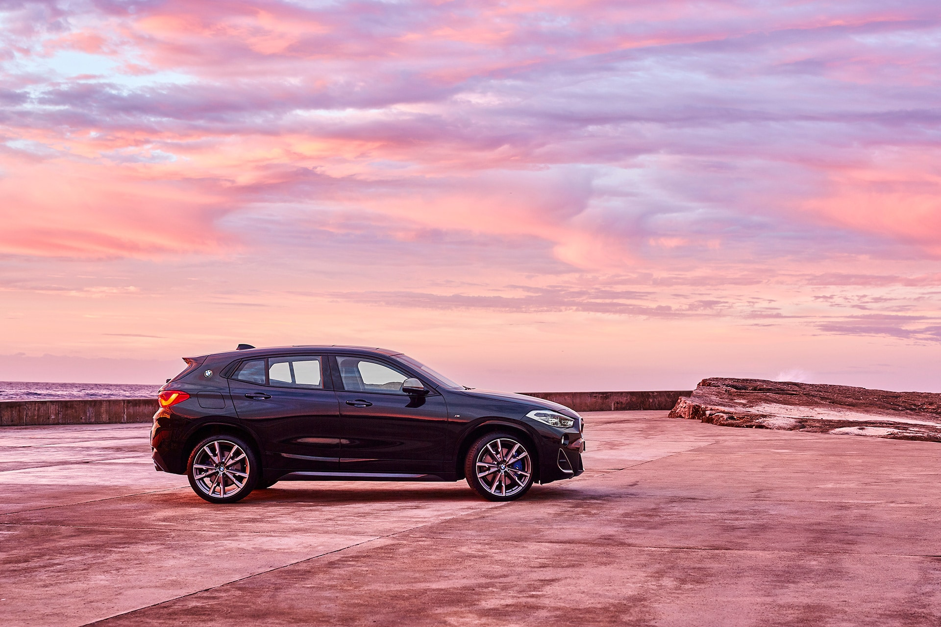 How BMW's sleek new SUV is setting itself apart from the pack