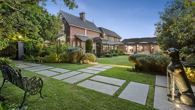 8 Black St, Brighton fetched about $12 million.