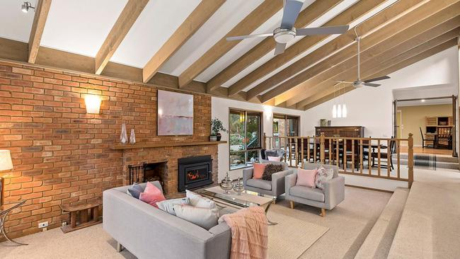 The four-bedroom house at 95 Gumtree Rd, Research, is for sale for $1.65-$1.7 million.