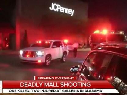 Alabama shooting: Black Friday shopping centre shooting