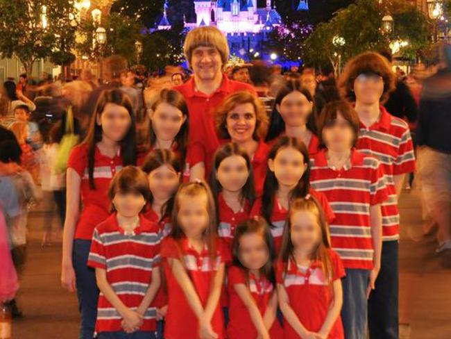 David Turpin, 57, and Louise Turpin, 49, have been arrested after their 13 children were found imprisoned and emaciated in their California home.