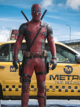 Homecoming is tracking well against past superhero favourites including Deadpool. Picture: 20th Century Fox