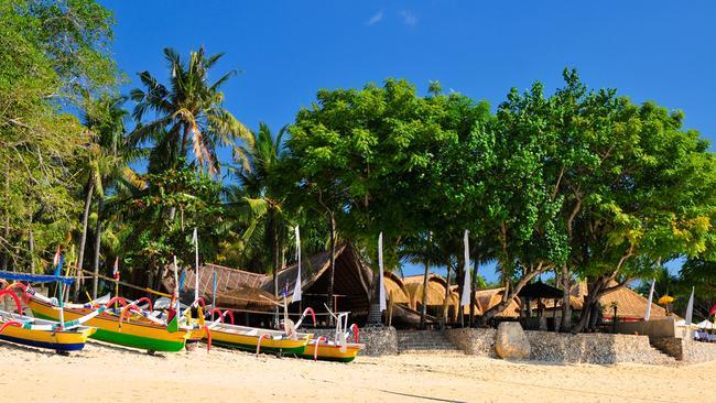It's hard not to love Bali.