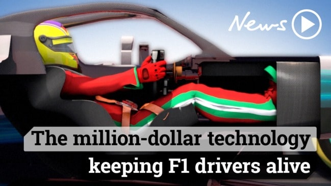 Formula 1: This million-dollar technology is keeping F1 drivers alive