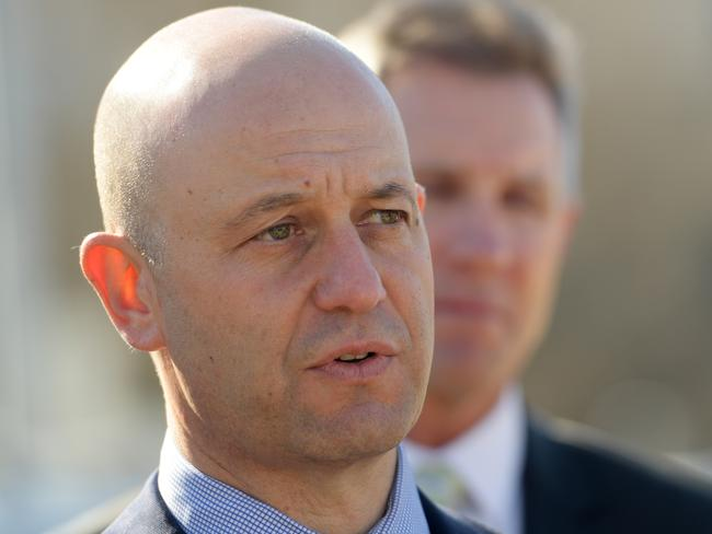 NRL Chief Executive, Todd Greenberg is not amused.