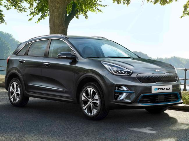 Kia e-Niro: Electric SUV coming next year
