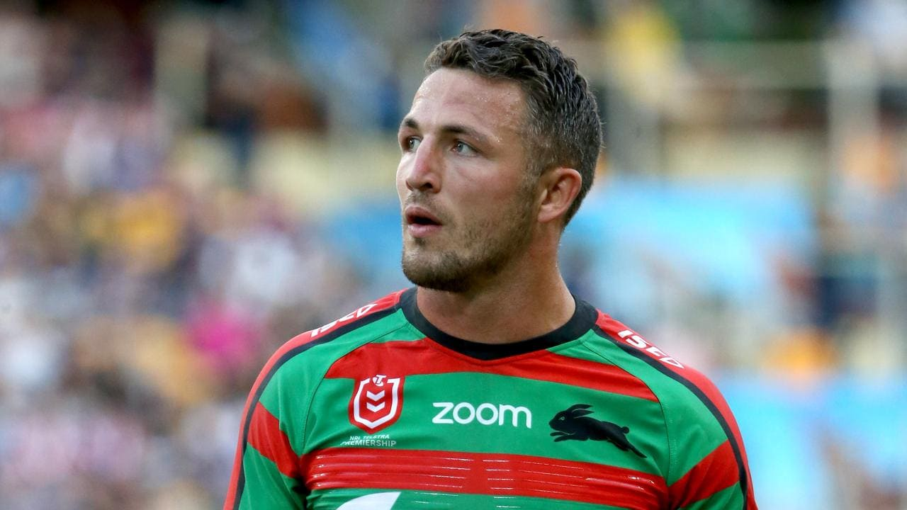 Burgess; injury is a massive blow to Souths' premiership hopes