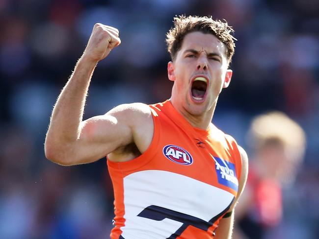 Josh Kelly. (Photo by Matt King/Getty Images)