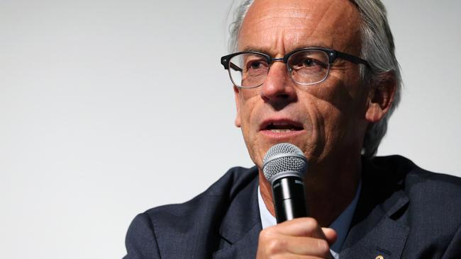 Football Federation of Australia's David Gallop.