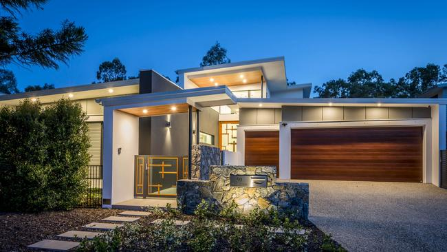 WINNER National Project Home $500,000 to $1 million — DTL Constructions for Brookwater, Brisbane. Picture: Steve Ryan/Supplied