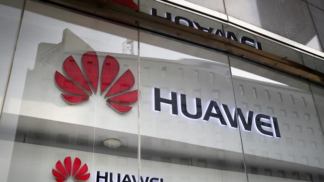 The 'ban' fuelled speculation that China was retaliating to Australia's banning of Huawei 5G. Picture: AP/Andy Wong