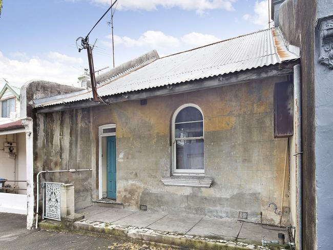 Rozelle fixer-upper for sale at $1.35 million.