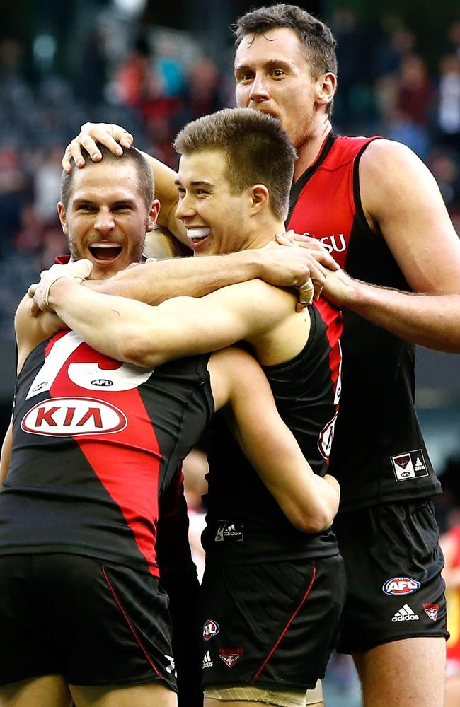 Essendon will be happy with its 2017 fixture.